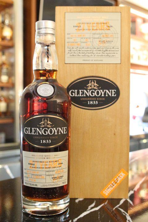 Glengoyne 1988 27 years Sherry Cask 格蘭哥尼 1988 27年 雪莉桶 單桶 (700ml 52.4%)