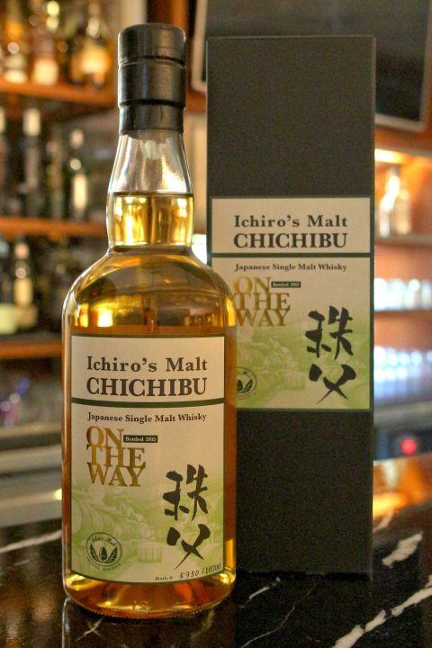 CHICHIBU Ichiro's Malt ON THE WAY 秩父 2015 原酒 (700ml 55.5%)