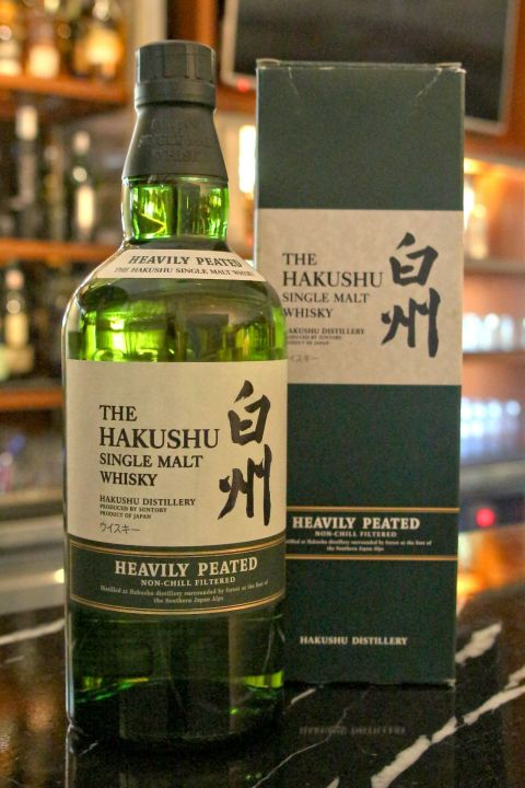 (現貨) Hakushu Heavily Peated 白州 重泥煤 (700ml 48%)