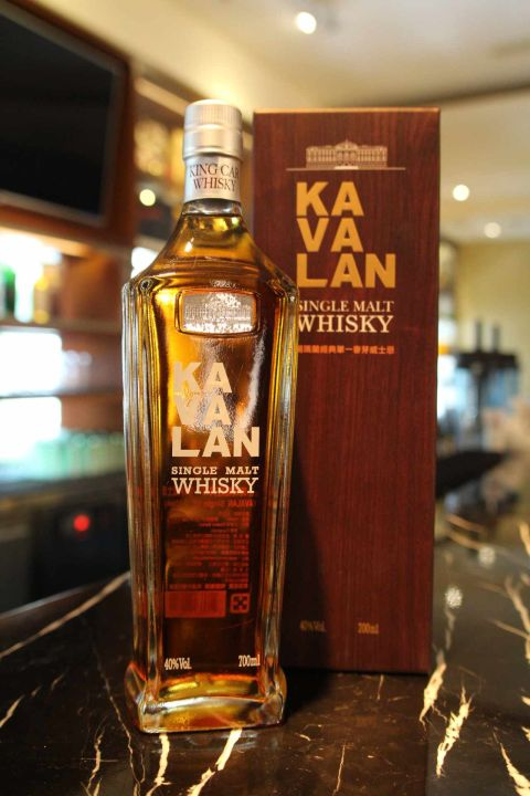KAVALAN Single Malt Whisky 噶瑪蘭 經典威士忌 (700ml 40%)