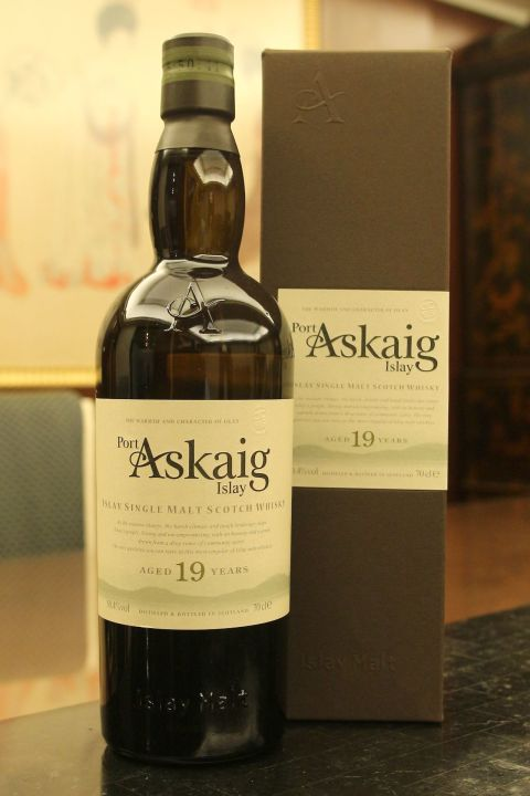 (現貨) Port Askaig Islay 19 years 波特阿西卡 19年 原酒 (700ml 50.4%)