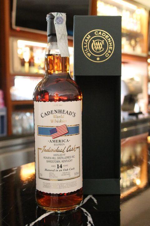 (現貨) CADENHEAD'S 14 years Individual Cask 美國威士忌 單桶 (700ml 59.8%)