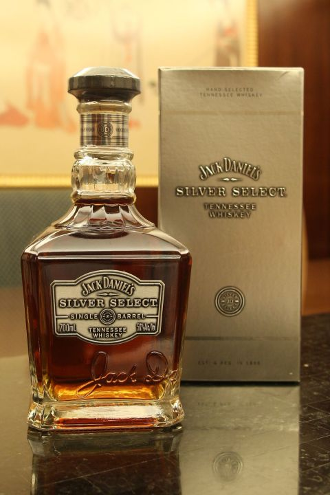 (現貨) Jack Daniel's  Silver Select Single Barrel 傑克丹尼爾 單桶 (700ml 50%)