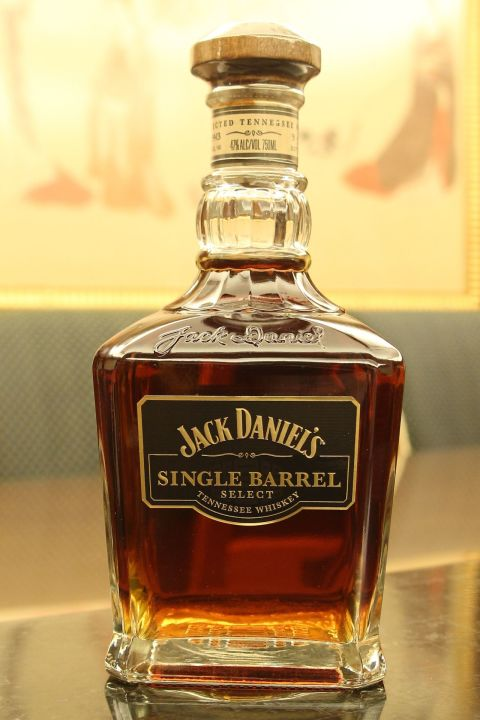 (現貨) Jack Daniel's Single Barrel  Select 傑克丹尼爾 單桶 (750ml 47%)