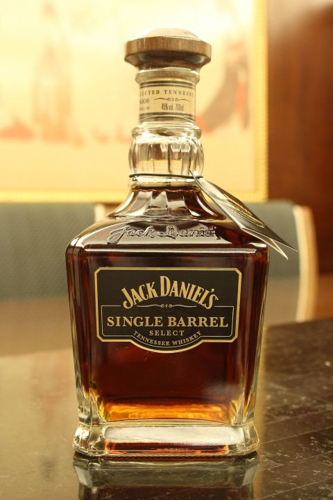 Jack Daniel's Single Barrel Select 傑克丹尼爾 單桶 (700ml 45%)