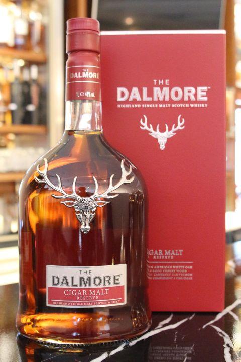 (現貨) DALMORE Cigar Malt 大摩 雪茄三桶 單一純麥蘇格蘭威士忌 (1000ml 44%)