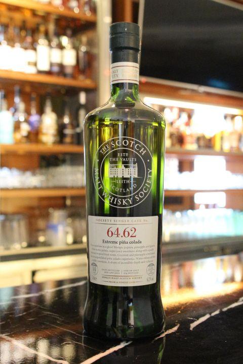 SMWS 64.62 Mannochmore 14 years 曼洛克摩 單桶原酒 14年 蘇格蘭威士忌協會 (700ml 61.2%)