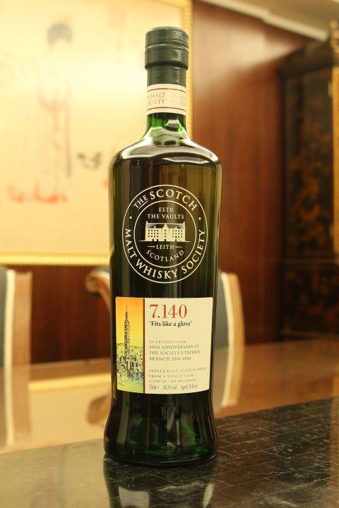 (現貨) SMWS 7.140 Longmorn 24 years 朗摩 24年 蘇格蘭威士忌協會 台灣限定版 (700ml 48.2%)