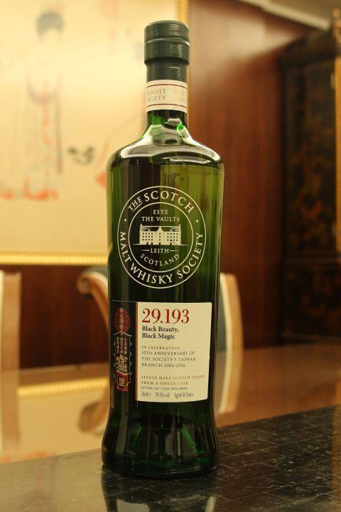 (現貨) SMWS 29.193 Laphroaig 16 years 拉佛格 16年 蘇格蘭威士忌協會 台灣限定版 (700ml 59.3%)