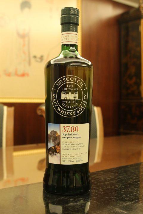 (現貨) SMWS 37.80 Cragganmore 28 years 克拉格摩爾 28年 蘇格蘭威士忌協會 台灣限定版 (700ml 57.3%)