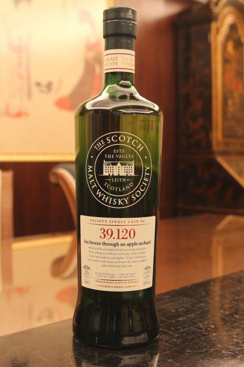 (現貨) SMWS 39.120 Linkwood 26 years 林肯伍德 26年 單桶原酒 蘇格蘭威士忌協會 (700ml 50%)