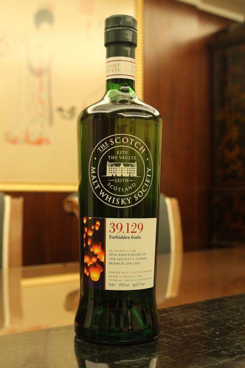 (現貨) SMWS 39.129 Linkwood 26 years 林肯伍德 26年 蘇格蘭威士忌協會 台灣限定版 (700ml 49.8%)