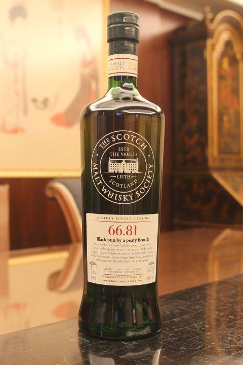 (現貨) SMWS 66.81 Ardmore 11 years 亞德摩爾 單桶原酒 11年 蘇格蘭威士忌協會 (700ml 61.4%)