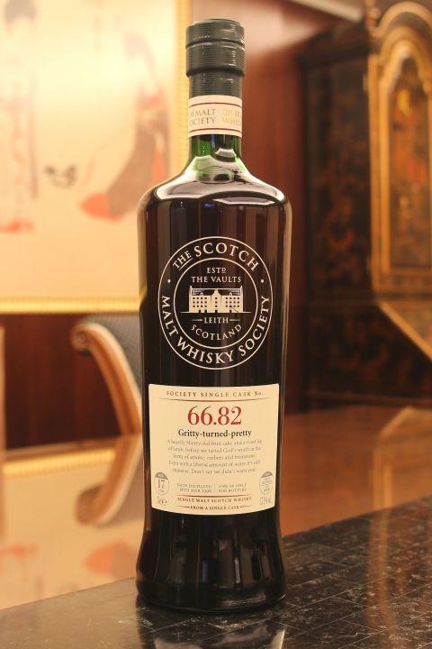 (現貨) SMWS 66.82 Ardmore 17 years 亞德摩爾 單桶原酒 17年 蘇格蘭威士忌協會 (700ml 57.5%)