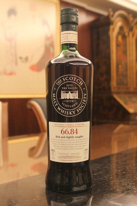 (現貨) SMWS 66.84 Ardmore 11 years 亞德摩爾 單桶原酒 11年 蘇格蘭威士忌協會 (700ml 61%)