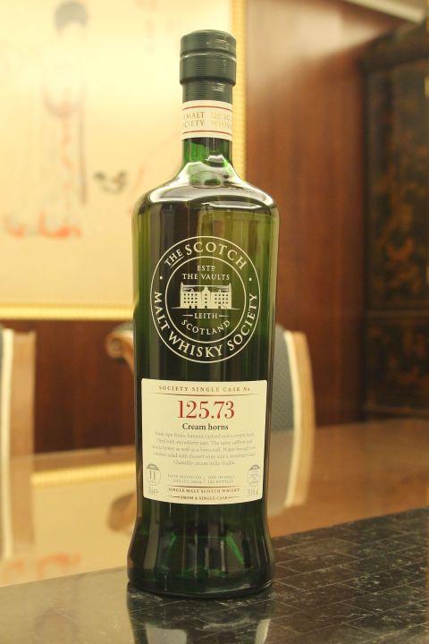 SMWS 125.73 Glenmorangie 11 years 格蘭傑 單桶原酒 11年 蘇格蘭威士忌協會 (700ml 59.3%)