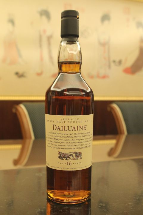 (現貨) DIAGEO Flora & Fauna DAILUAINE 16 years 帝亞吉歐 花之物語 大雲 16年 (700ml 43%)
