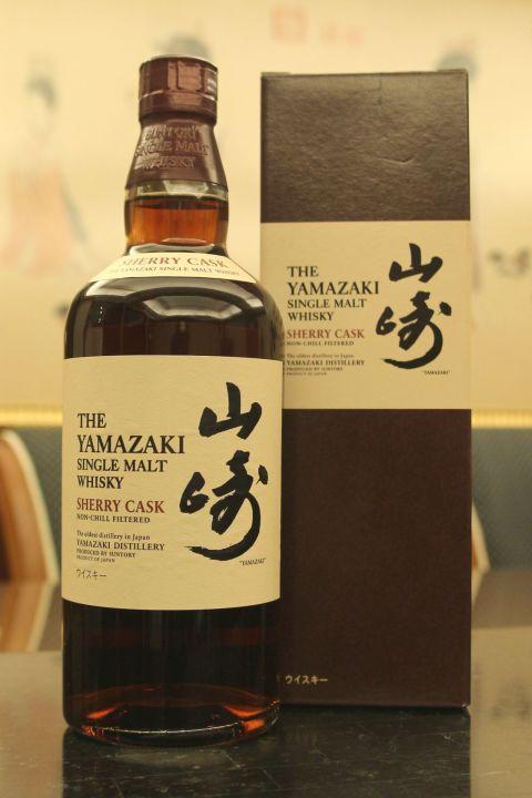 (現貨) Yamazaki 2009 Sherry Cask 山崎 2009 雪莉桶 第一版 (700ml 48%)