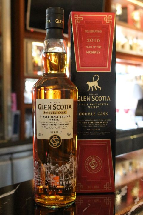 (現貨) Glen Scotia Double Cask 格蘭帝 雙桶 (700ml 46%)
