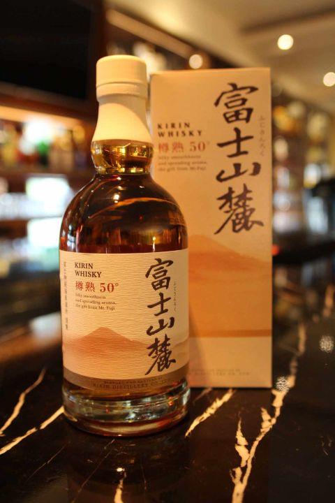 (現貨) Kirin Whisky Fujisanroku 富士山麓 樽熟50度 (600ml 50%)