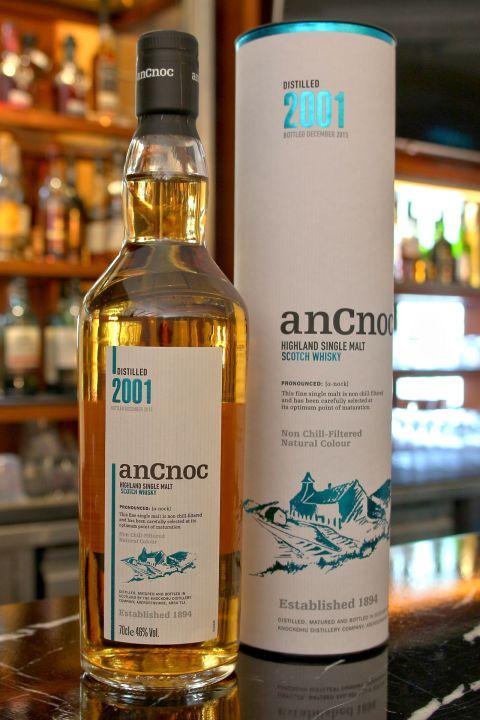 (現貨) ANCNOC 2001 安努克 2001 單一麥芽威士忌 (700ml 46%)