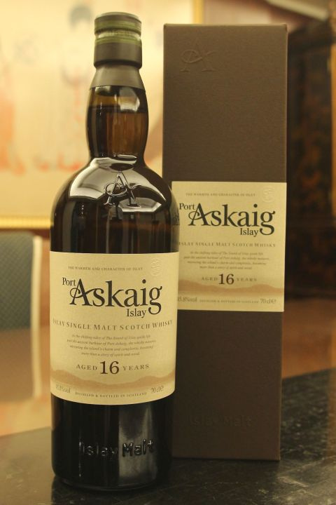 (現貨) Port Askaig Islay 16 years 波特阿西卡 16年 原酒 (700ml 45.8%)