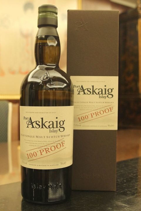(現貨) Port Askaig Islay 100 Proof 波特阿西卡 100 Proof 原酒 (700ml 57.1%)