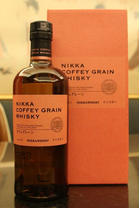 (現貨) Nikka Coffey Grain Whisky 穀物威士忌 (700ml 45%)