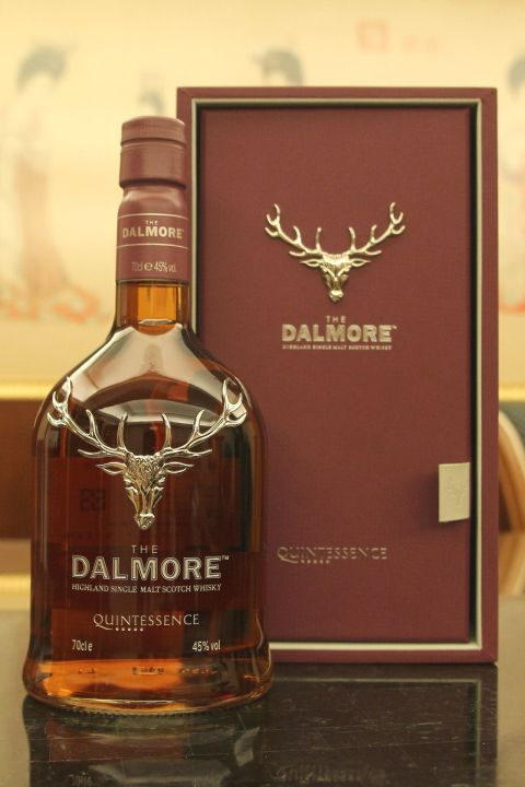 (現貨) DALMORE Quintessence 大摩 第五元素 (700ml 45%)
