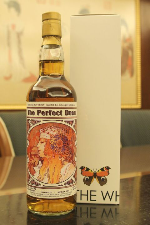 "The Whisky Agency ""The Perfect Dram"" Irish 2001 15 years TWA 愛爾蘭 2001 15年 原酒 (700ml 51.9%)"