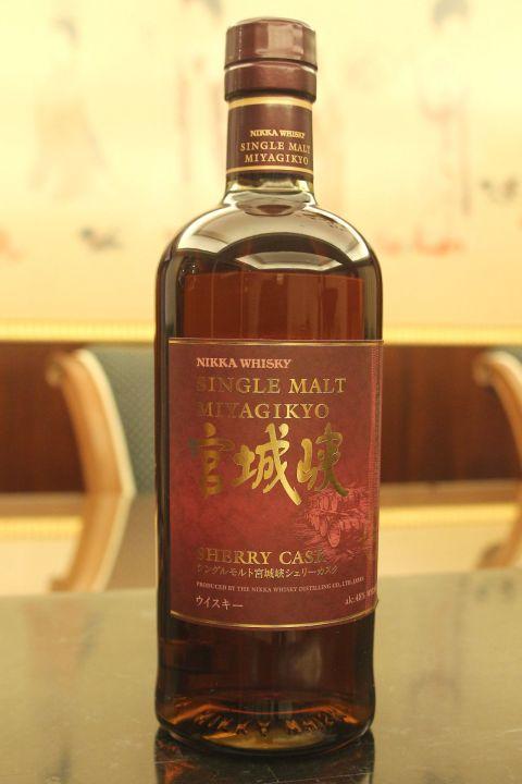 (現貨) Nikka Miyagikyo Sherry Cask Limited Editon 宮城峽 雪莉桶 2015限量版 (700ml 48%)