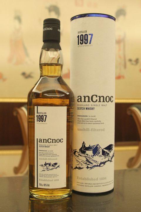 ANCNOC 1997 安努克 1997 單一麥芽威士忌 (700ml 46%)