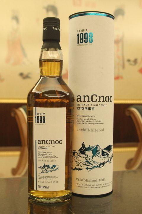 (現貨) ANCNOC 1998 安努克 1998 單一麥芽威士忌 (700ml 46%)