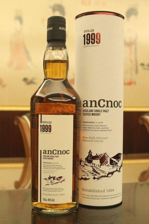 ANCNOC 1999 安努克 1999 單一麥芽威士忌 (700ml 46%)