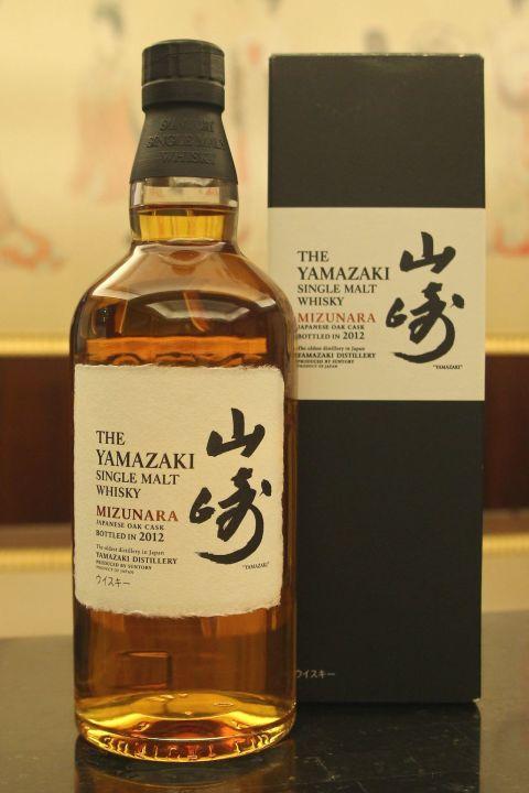 (現貨) Yamazaki Mizunara 2012 山崎 水楢桶 2012 (700ml 48%)