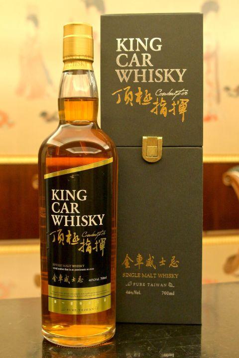 (現貨) King Car Conductor Single Malt Whisky 金車 頂級指揮  (700ml 46%)