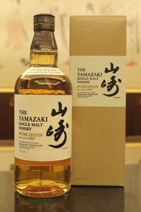 (現貨) Yamazaki 2013 Puncheon 山崎 Puncheon桶 2013 (700ml 48%)