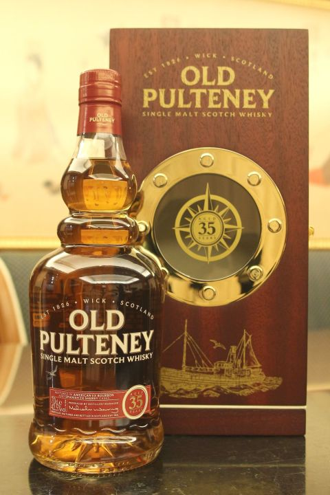 OLD PULTENEY 35 years 富特尼 35年 (700ml 42.5%)