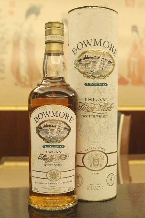 BOWMORE LEGEND old version 波摩 傳奇 舊版 (700ml 40%)