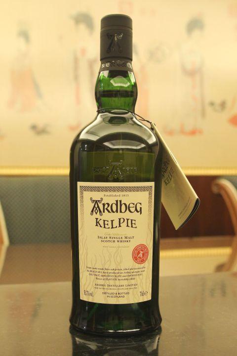 Ardbeg Kelpie - Commiittee Exclusive 雅柏 海妖 2017會員版  (700ml 51.7%)