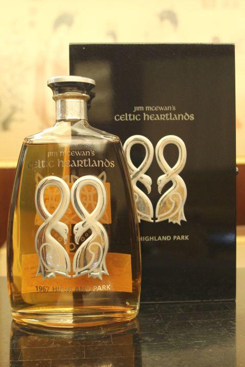 (現貨) Highland Park 35 years 1967 - Jim McEwan's Celtic Heartlands 高原騎士 35年 1967 (700ml 40.1%)
