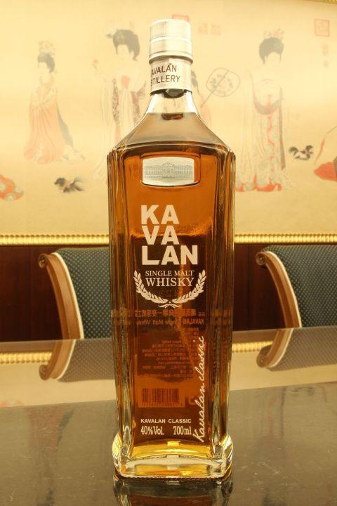Kavalan Classic Single Malt Whisky 噶瑪蘭 經典單一麥芽威士忌 小樣禮盒 (700ml 40%)