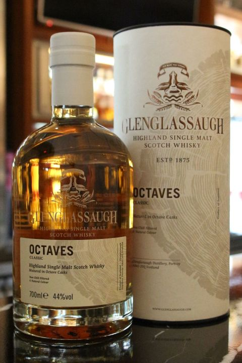 (現貨) Glenglassaugh Octaves Class Casks 格蘭格拉索 Octaves 經典款 (700ml 44%)