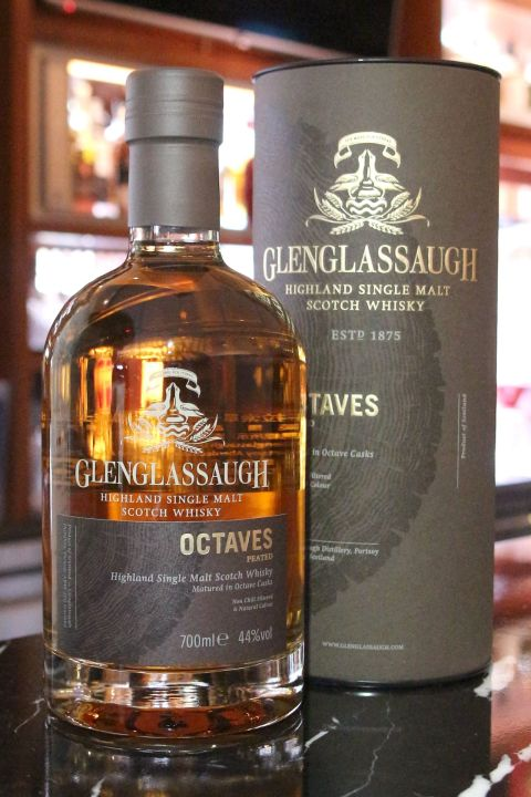 (現貨) Glenglassaugh Octaves Peated Casks 格蘭格拉索 Octaves 泥煤款 (700ml 44%)