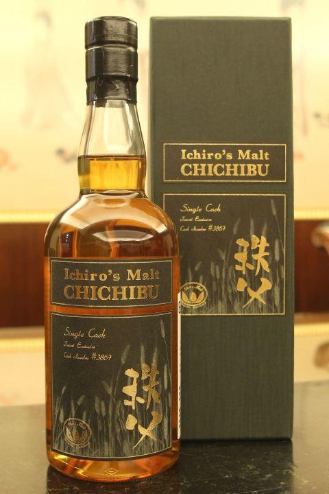 CHICHIBU Ichiro's Malt 2010 Single Cask#3867 秩父 2010 單桶 WWA金牌 (700ml 59.4%)