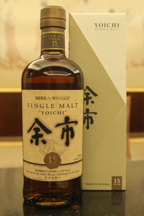 (現貨) Nikka Yoichi 15 years for LMDW 余市 15年 LMDW版 (700ml 45%)