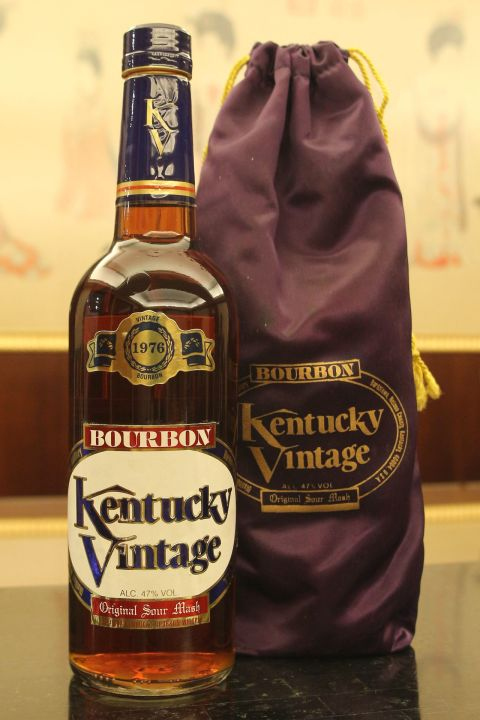 (現貨) Kentucky Vintage 1976 Sour Mash Bourbon 肯塔基波本威士忌 (700ml 47%)