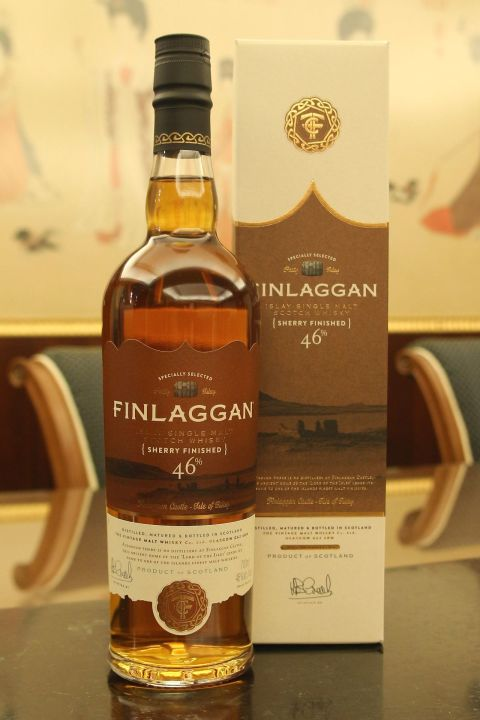 (現貨) Finlaggan Sherry Finished 艾雷瘋 雪莉風味桶 (700ml 46%)