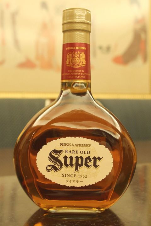 "(現貨) Nikka ""Super"" Rare Old Blended Whisky (700ml 43%)"