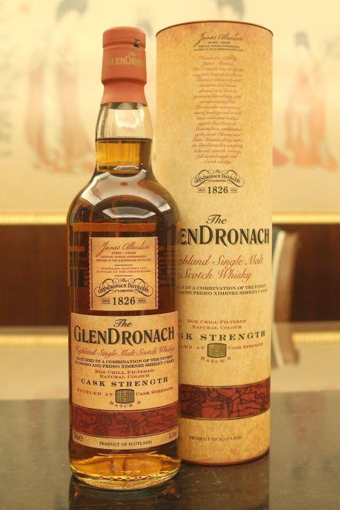 (現貨) GLENDRONACH Batch No.6 Cask Strength 格蘭多納 第六版 原酒 (700ml 56.1%)